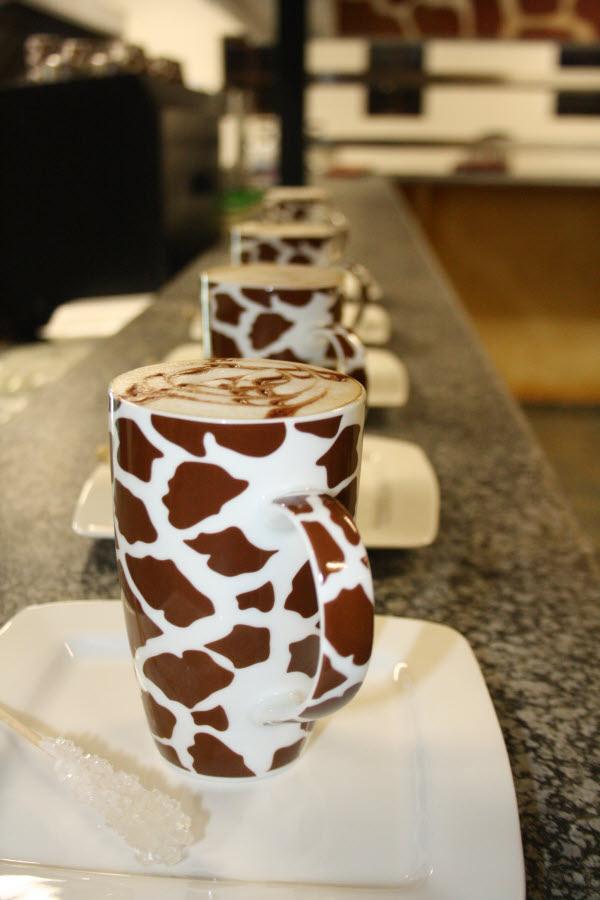 Thatch Cafe Menu