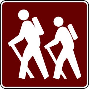 Bushwalking Clip Art